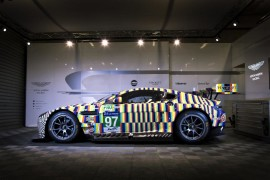 Aston Martin livery