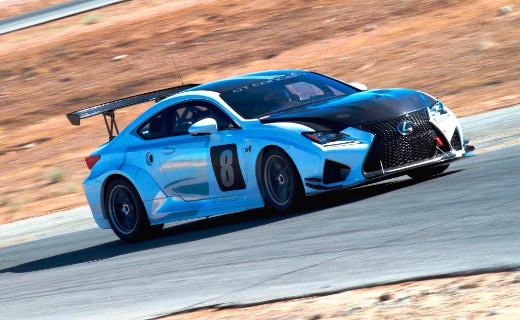 Lexus pikes peak (2)