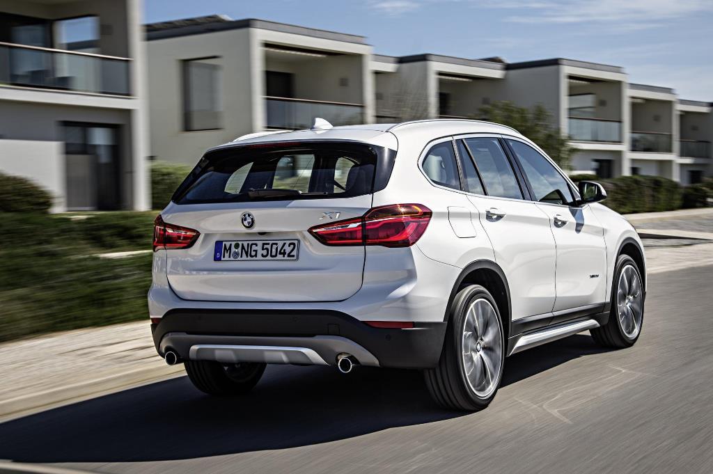 New BMW X1 (2)