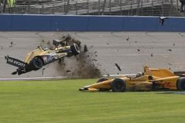 Honda penalty Indycar