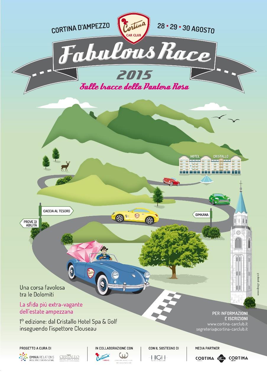 Fabolous Race Cortina