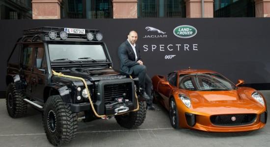 Jaguar Land Rover Spectre 002