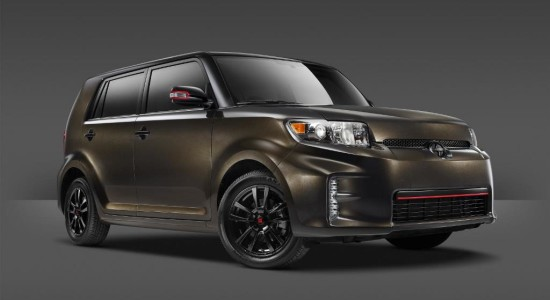 Scion xB 686 Parkland Edition