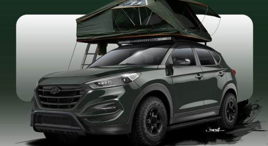 Hyundai Adventuremobile