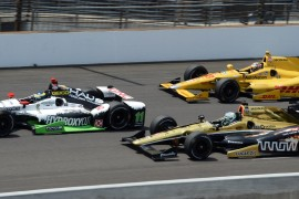 Indycar push to pass
