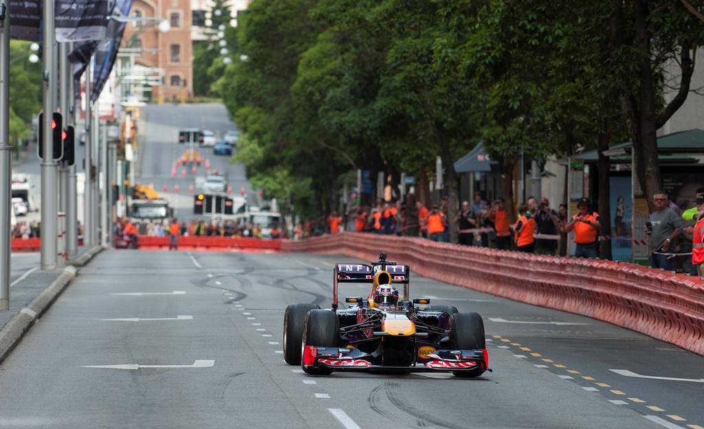 Ricciardo Perth Speedfest