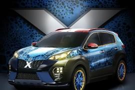 Kia X-Men