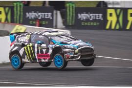 Ken Block FIA Rallycross