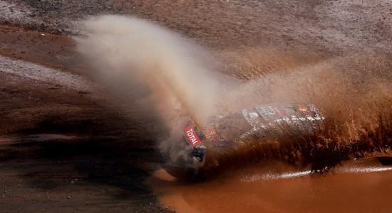 Sebastien Loeb Dakar
