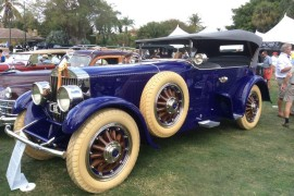 1919 Pierce-Arrow 66 A-4