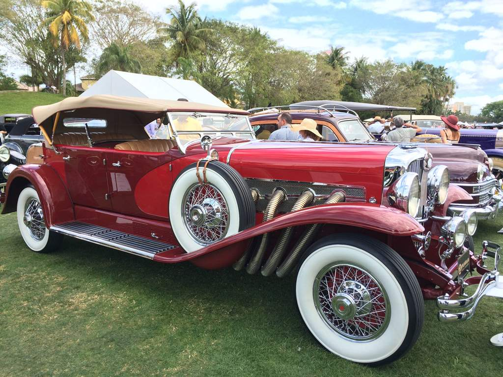 1930 Dusemberg Model J