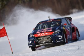 Sebastien Loeb WorldRX