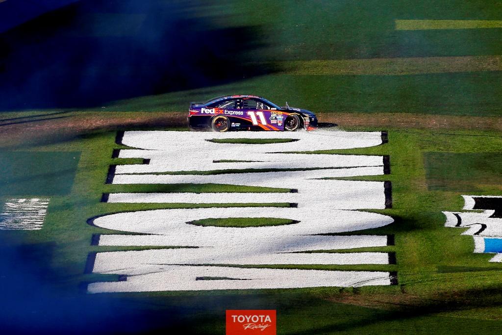2016 NASCAR Daytona 500 Race