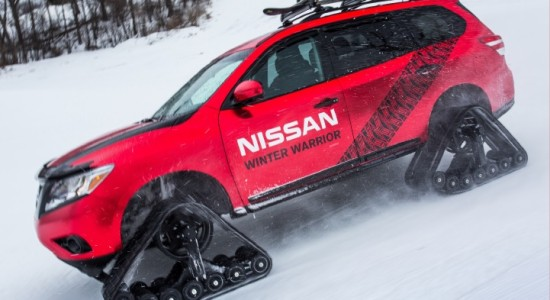 Nissan Winter Warrior