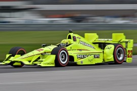 Pagenaud Indy Grand Prix