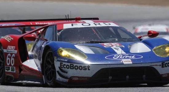 Ford GT wins at Laguna Seca   CARS GLOBALMAG