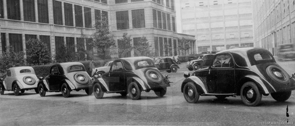 Fiat Topolino 2
