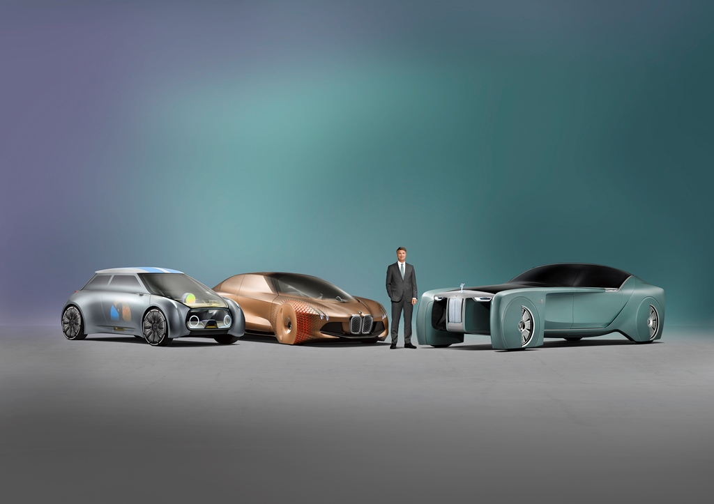 BMW iconic concepts