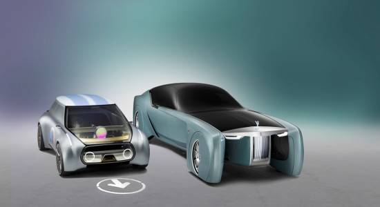 MINI Rolls concept cars
