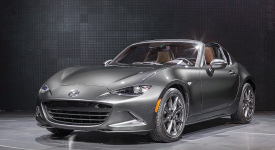 Mazda MX-5 Launch Edition