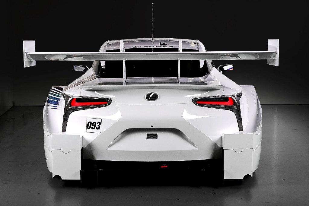 Lexus GT racecar