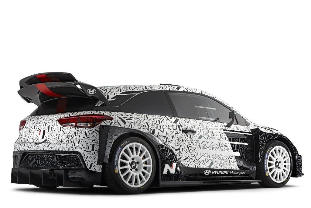 WRC i20 2017