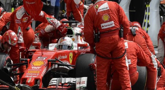 motorsport under attack