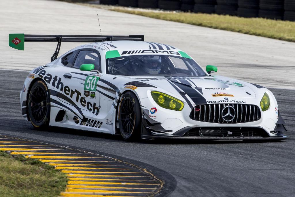 Mercedes IMSA