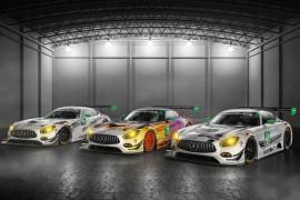 Mercedes amg racing