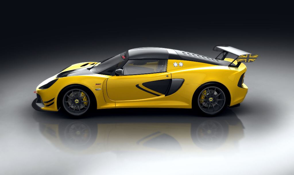 lotus exige race 380 (side)